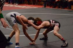 NTL wrestlers go 14-3 in quarters at regionals
