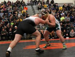 Wyalusing earns bronze at District Duals