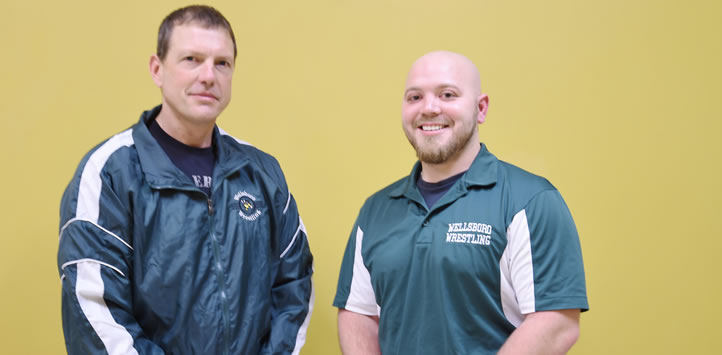 2016 Wellsboro Hornets Football Coaching Staff
