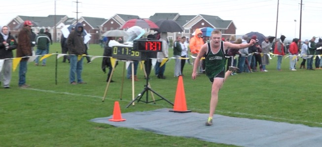 Perry qualifies for States at District IV Championships.
