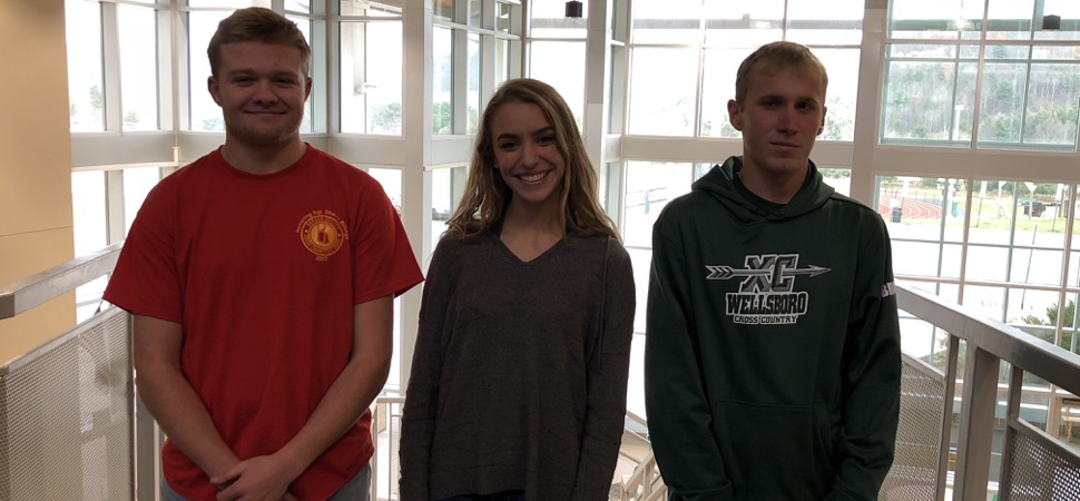 Perry, Bleggi, Brought named to All-Region XC team