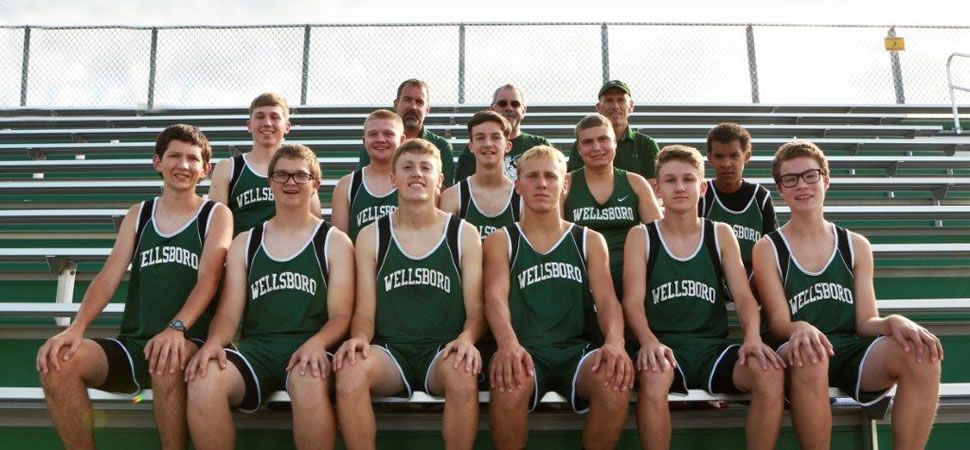 2017 Wellsboro Varsity Boys Cross Country Team