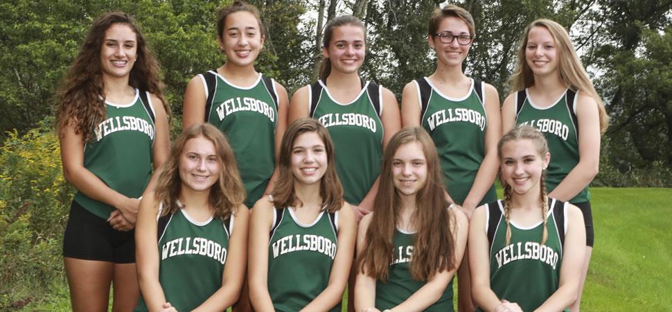 2018 Wellsboro Hornets Varsity Girls Cross Country Roster